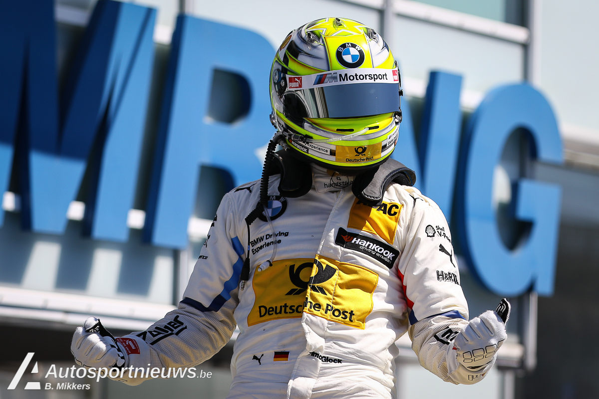 Raceday DTM Hockenheim – B. Mikkers