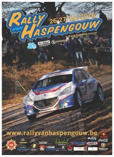 Rally van Haspengouw Prachtige vooruitzichten