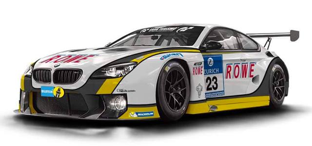 Stef Dusseldorp met Rowe Racing en BMW in Blancpain GT Series