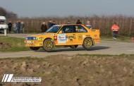Timing online en update deelnemerslijst - Rally van Haspengouw 2017