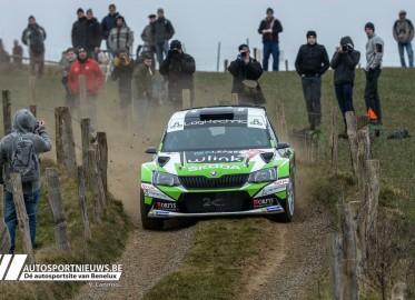 Spa Rally 2016 – V.Lannoo