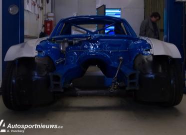 Bezoek garage Remmo-autosport
