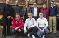 Citroën Belux Junior Team met Kevin Demaerschalk en Guillaume Dilley
