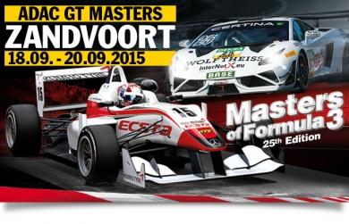 Zandvoort Masters weekend paradijs voor GT en F3 fans