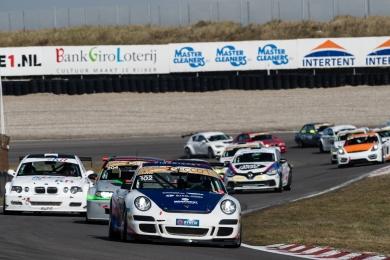 Van Berlo en Herber snelste Porsche in Final 4