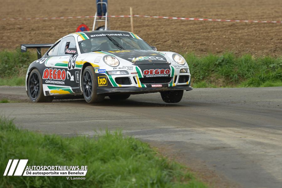 Inschrijvingen open voor de Station Le Seau  Rallysprint Monteberg