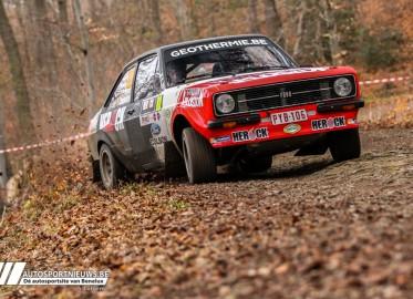 Rally Spa 2016 – Historics – A. Lutgens
