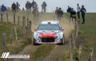 Gemengde gevoelens voor de rijders van het Citroën Belux Junior Team…