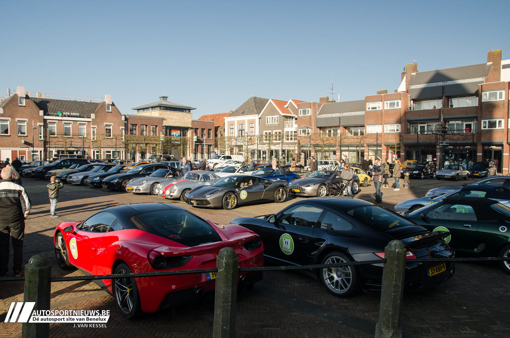 1e Westland rally is een groot succes!