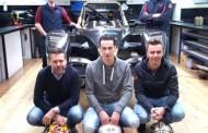 Belcar campagne voor Longin/Piessens/VanLaere in Wolf van Bas Koeten Racing