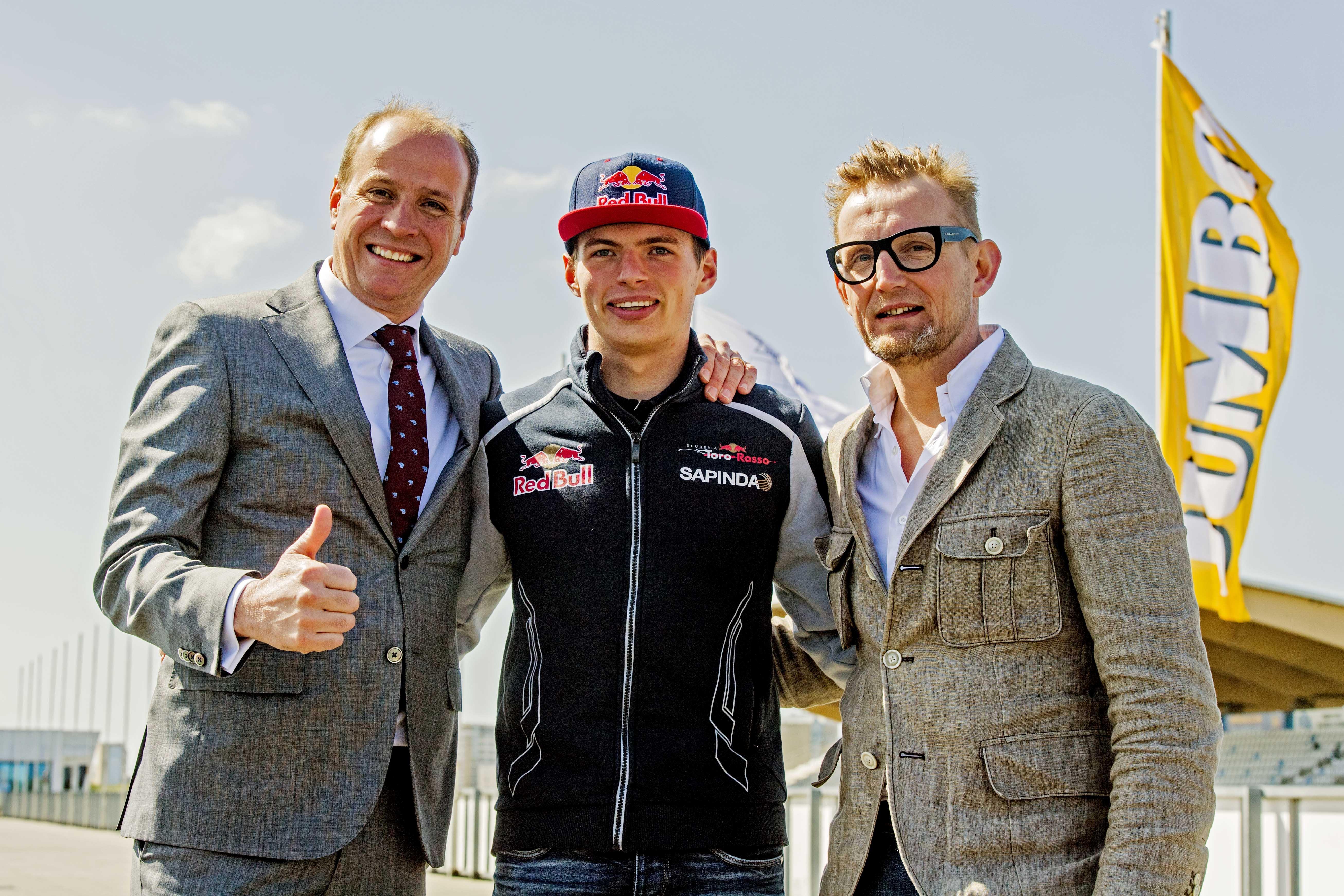 4 & 5 juni: 'familie racedagen, driven by max verstappen' op circuit park zandvoort