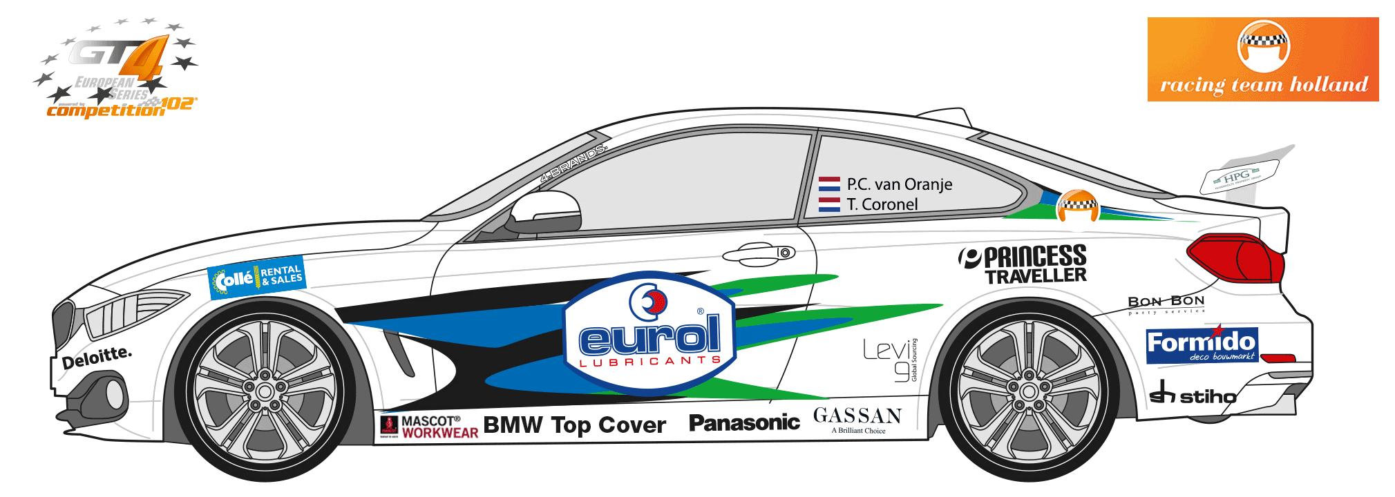 Tim Coronel goes Royal in GT4 series!