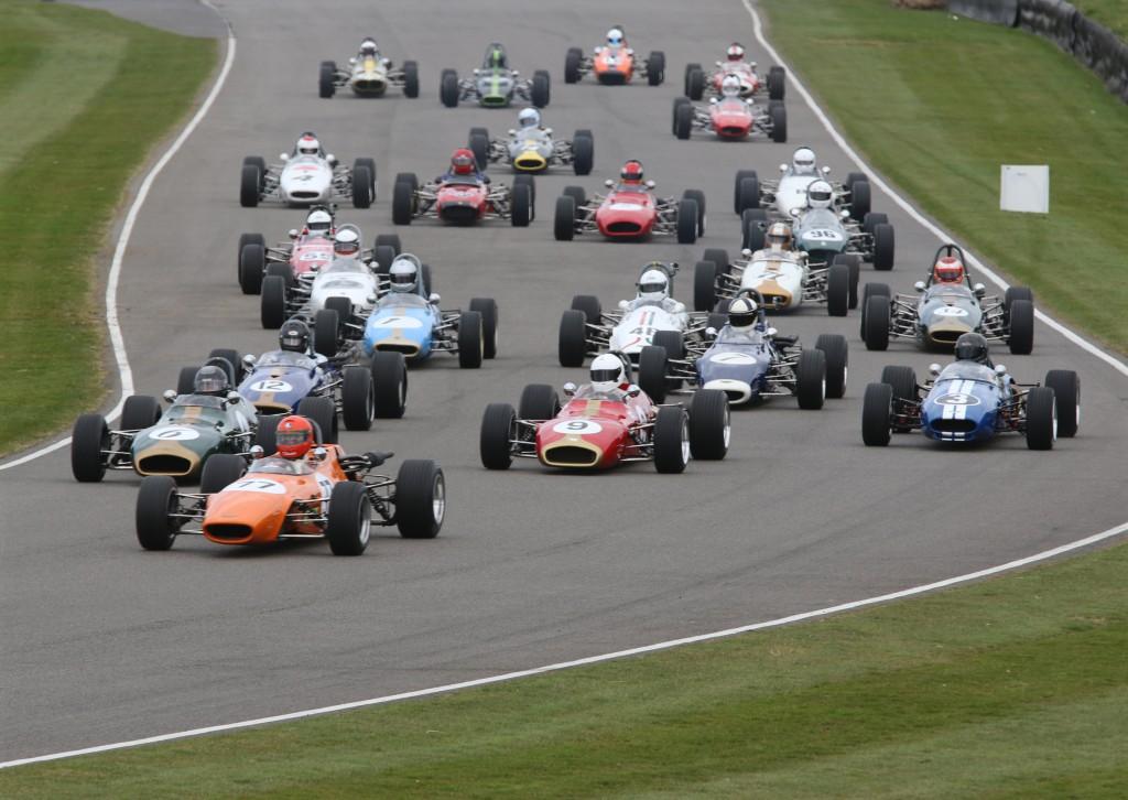 Historic Grand Prix Zandvoort laat Formule 3 geschiedenis herleven