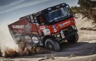 Mammoet rallysport: Van den Brink opnieuw razendsnel in Libya Rally