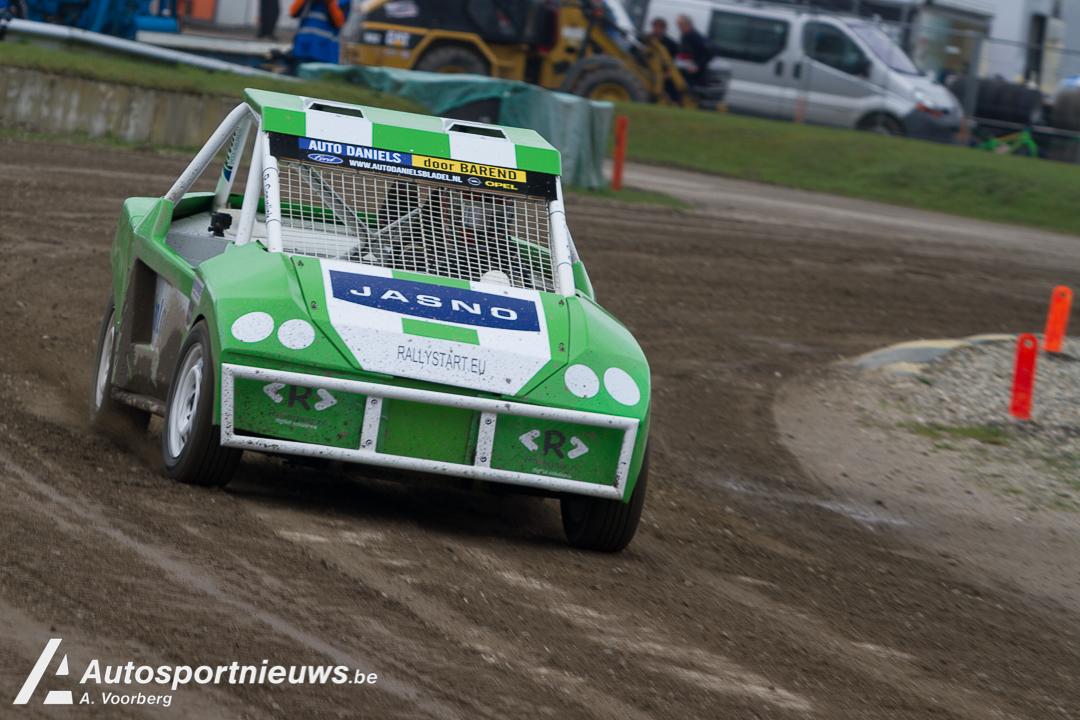 Moederdag = Rallycross op Eurocircuit Valkenswaard