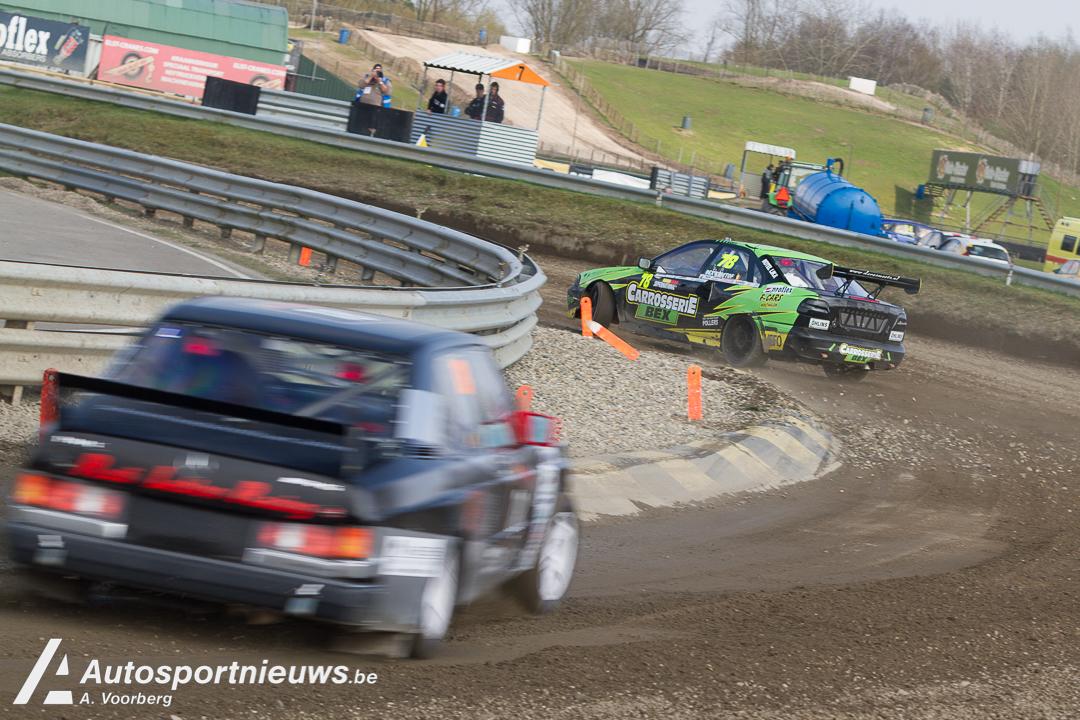 Rallycross op Moederdag