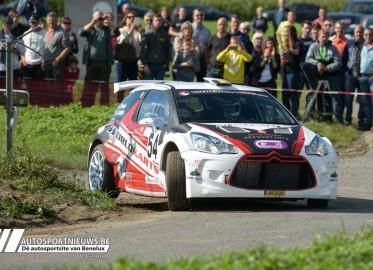 Aarova Rallysprint 2015 – V.Lannoo
