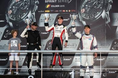 Eerste PRO-zege van het seizoen voor Belgium Racing