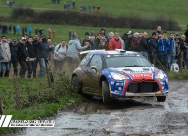 Condroz Rally 2015 – Vincent Lannoo