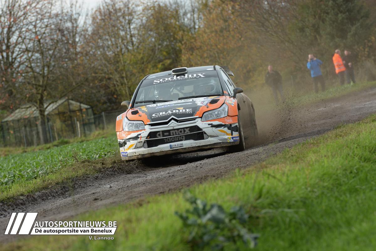 Rallye du Condroz - Een vijfsterrenveld