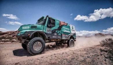 Dakar de Rooy: Gerard de Rooy: 'We hebben een beschermengel gehad'