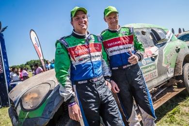 Van Loon Racing: Erik van Loon kijkt naar de pluspunten, leert van de minpunten