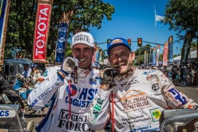 Hans Vogels: Deze Dakar komt nog tien keer voorbij