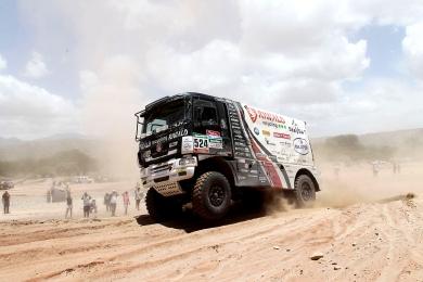 Riwald Dakar Team: Tegenslag in Dakar 2016 zorgt voor bijzondere samenwerking in Dakar 2017