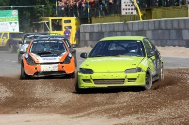 Rallycross - Maasmechelen bijt de spits af !