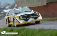 Slowly Sideways opnieuw van start in 43ste editie van de TAC Rally