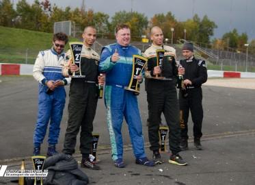 Nürburgring Driftcup 2015 finale – Zondag – J. van Kessel