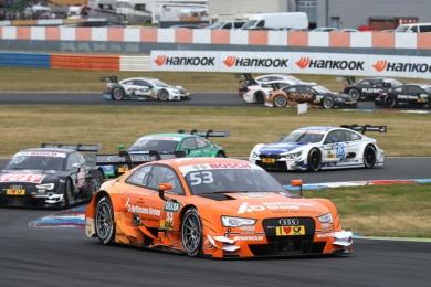De ongelofelijke dominatie van Audi op de Lausitzring
