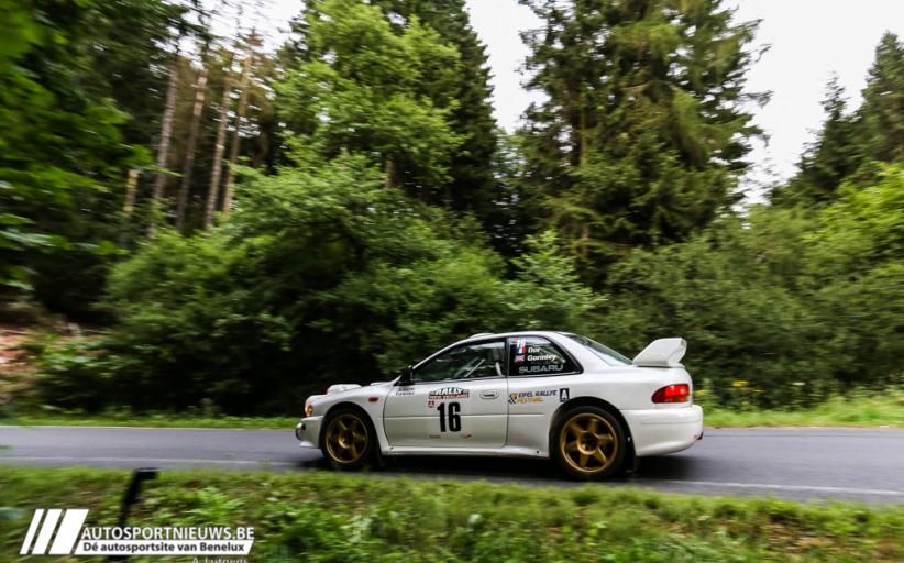 Het Eifel Rallye Festival 2018 kan beginnen.