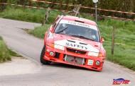 43ste TAC Rally Geslaagd debuut voor vernieuwde EVO VI