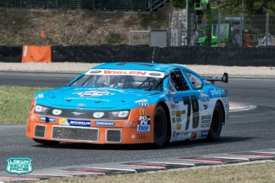 In de aanloop naar de finale van de NASCAR Whelen Euro Series op Circuit Zolder spraken we met... Jerry De Weerdt