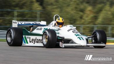 Gouden tijdperk van de Formule 1 keert terug naar Circuit Zolder!