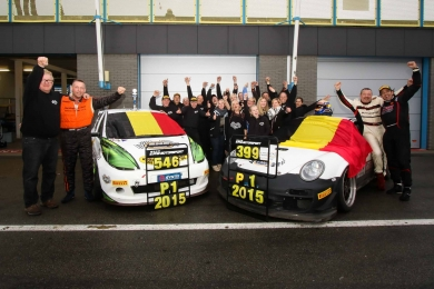 EMG Motorsport pakt 2 titels in Supercar Challenge!
