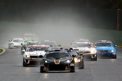 Lefterov en Huisman & Van Es winnen op Spa Francorchamps