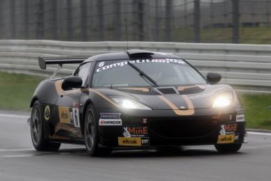 Dubbele overwinning voor Terting en Stuwe op Nürburgring