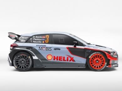 Hyundai Motorsport stelt nieuwe i20 WRC en team voor