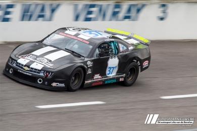 Eerste punten voor Maik Barten in LMV8 Supercup