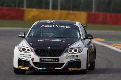 MSE aan de start in BMW M235i Racing Cup & Belcar