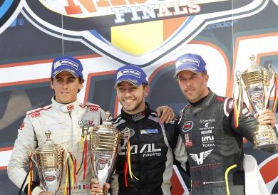 Kumpen behaalt podium in eerste race NASCAR Whelen Euro Series Elite 1