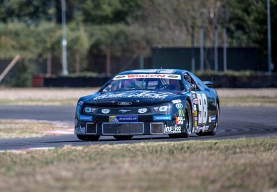 NASCAR Whelen Euro Series 2015 Semi Finals - Magione