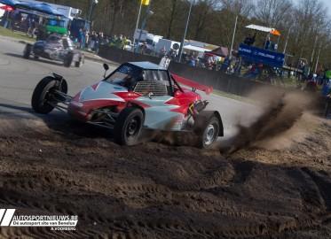 NK Rallyracing Eurocircuit Wedstrijd 1 – A. Voorberg