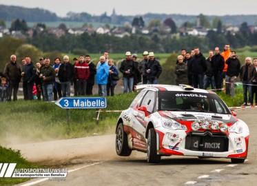Rally de Wallonie 2015 Zaterdag