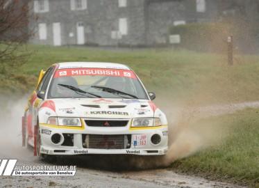 Rallye des Ardennes – V.Lannoo