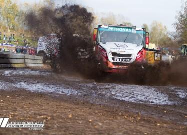 RTL GP Dakar PreProloog 2015 – Actie op de baan – A. Voorberg