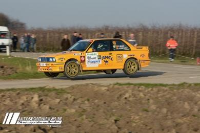 Robin Maes en Vicky Van de Walle blikken vooruit op 43ste editie van de TAC Rally