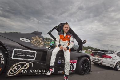 Daniel Uckermann stelt AM-titel veilig in Competition102 GT4 European Series